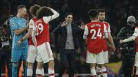 Arsenal vs Manchester United (AP Photo/Matt Dunham)