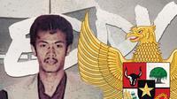 Mantan Pemain Timnas Indonesia: Eddy Harto. (Bola.com/Dody Iryawan)
