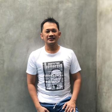 Hanung Bramantyo. (Foto: Instagram @hanungbramantyo)