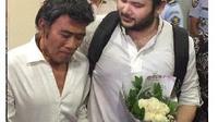 Momen Ridho Rhoma Bebas dari Penjara (Sumber: