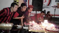 Perayaan ulang tahun Milanisti Indonesia (Evan)