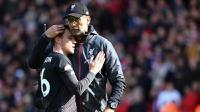 Manajer Liverpool, Jurgen Klopp. (AFP/Paul Ellis)
