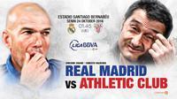 Prediksi Real Madrid vs Athletic Club (Liputan6.com/Trie yas)