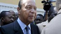 Mantan diktator Haiti Jean-Claude Duvalier. (Reuters/Swoan Parker)