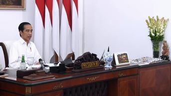Sidang Umum PBB, Jokowi Singgung Marginalisasi Perempuan di Afghanistan hingga Krisis Myanmar