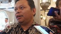Ketua Dewan Pengurus PANDI, Yudho Giri Sucahyo, saat ditemui di kawasan Jakarta, Rabu (17/7/2019). (Liputan6.com/ Andina Librianty)
