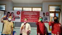 PSI membentuk tim pemenangan Muhamad-Saraswati di Pilkada Tangsel (Foto: Istimewa).