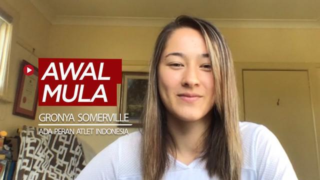 Berita video ngobrol bareng atlet cantik, Gronya Somerville, soal awal mula tertarik dengan bulutangkis, ternyata ada peran atlet bulutangkis asal Indonesia.