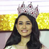 Princess Megonondo, Miss Indonesia 2019 (Fimela.com/Bambang E Ros)