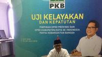 PKB Gelar Uji Kelayakan dan Kepatutan Calon Pimpinan DPRD. (Istimewa)