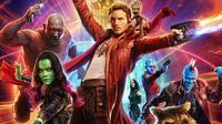 Guardians of the Galaxy Vol. 3 akan tetap memakai naskah buatan James Gunn. foto: Digital Trends