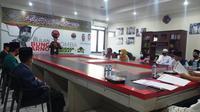 PDIP Sumsel menggelar lomba peringatan Bulan Bung Karno dengan prokes Covid-19 yang ketat (Dok. Humas PDIP Sumsel / Nefri Inge)