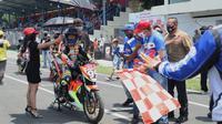 Bamsoet Gelar Balap Motor Racing Championship di Sentul (Foto:MPR)