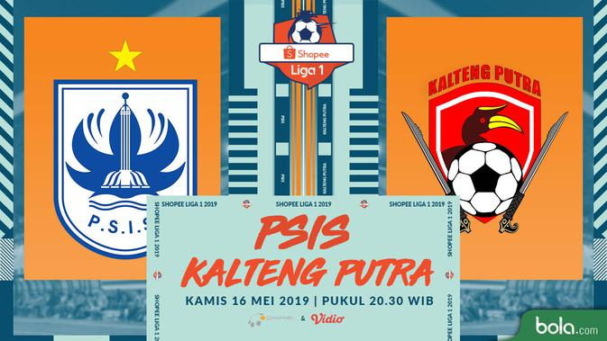 Image Result For Psis Vs Kalteng Putra