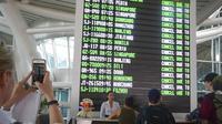 Ilustrasi bandara (AP Photo/Ketut Nataan)