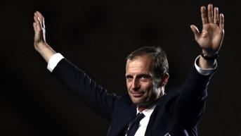 Juventus vs AC Milan, Allegri: Ini Laga Penting