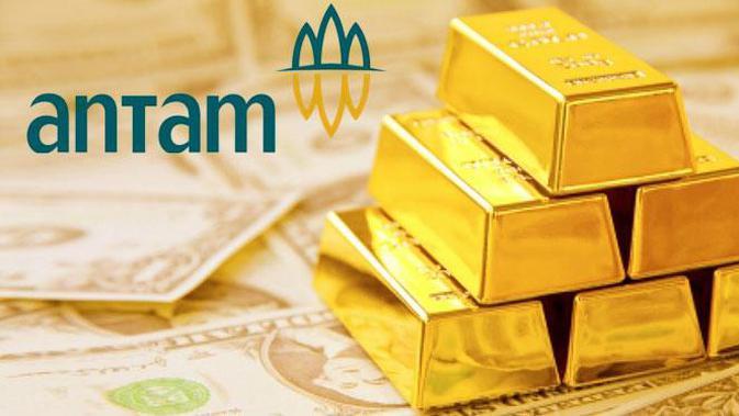 Harga Emas Antam Susut Rp 4000 Per Gram Dalam 2 Hari Bisnis