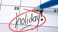 Jangan sampai melewatkan liburan di tahun 2018. (Sumber Foto: Linkedin)
