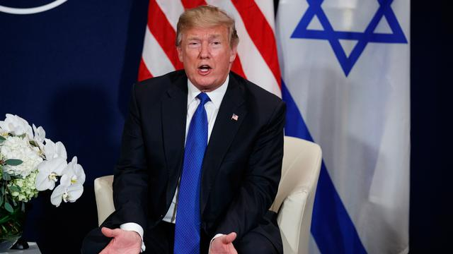 Donald Trump dan Netanyahu Bahas Ulang Yerusalem Sebagai Ibu Kota Israel