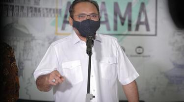 Menteri Agama (Menag) Yaqut Cholil Qoumas mengatakan, Kemenag telah merealokasi anggaran hingga hampir Rp 2 triliun.