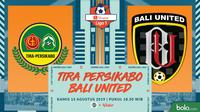 Shopee Liga 1 PS Tira Persikabo Vs Bali United (Bola.com/Adreanus Titus)