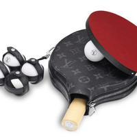 Intip peralatan pingpong mahal dari Louis Vuitton (Foto: Louis Vuitton)