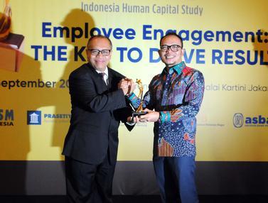 20160908- BPJS Ketenagakerjaan Raih 3 Penghargaan dari IHCS 2016- Hanif Dhakiri-Jakarta