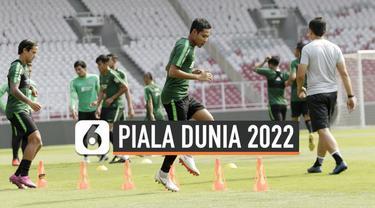 Timnas Indonesia bakal kembali berlaga di Kualifikasi Piala Dunia 2022. UEA dan Vietnam menjadi lawan selanjutnya bagi Evan Dimas dan kawan-kawan.