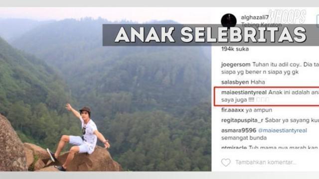 Mantan istri Ahmad Dhani tersebut meminta netizen tidak menyerang putranya.