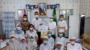 PT PPA memanfaatkan momen Ramadan untuk berbagi kepada sesama melalui penyaluran 2.400 paket sembako, santunan, dan takjil ke sejumlah lokasi di Jabodetabek.