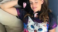 Jennifer Garner sendiri pun tengah disibukkan dengan mempromosikan project baru dan menghabiskan waktu dengan anak-anaknya. (instagram/jennifer.garner)