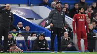 Manajer Liverpool, Jurgen Klopp. (AFP/DANIEL LEAL-OLIVAS)