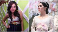 Rayakan Ulang Tahun 37, Ini 7 Transformasi Syahrini Dari Masa Ke Masa (sumber:Instagram/princessyahrini dan kapanlagi.com).