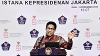 Menteri Desa, Pembangunan Daerah Tertinggal dan Transmigrasi Abdul Halim Iskandar.