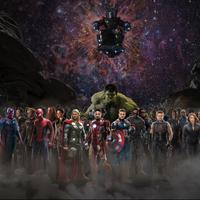 Franchise Marvel Cinematic Universe dengan Avengers: Infinity War sebagai puncaknya. (comicbook.com)