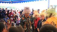 Presiden Jokowi dan 5 menteri Peringati Hari Ibu di Papua (Kementerian PPPA)