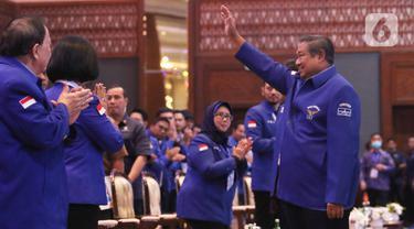 Pidato Politik SBY Sebagai Ketum Demokrat