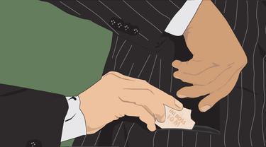 Ilustrasi Kasus Suap