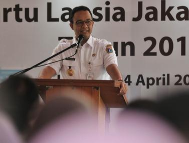 Kartu Lansia Jakarta