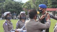 Polda Sulut kembali menggelar Operasi Kewilayahan Mandiri bersandikan Patuh Samrat 2020.
