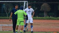 Bek Persib, Achmad Jufriyanto. (Bola.com/Erwin Snaz)