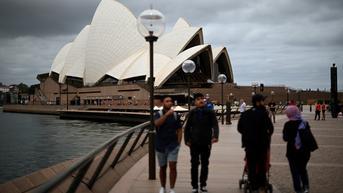 Kasus COVID-19 Tembus 100 Ribu, Australia Bersiap Hadapi Gelombang Ketiga