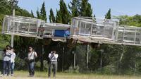 Mobil terbang Skydrive (Foto:Reuters)