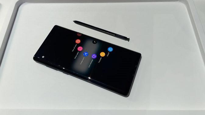 Samsung Galaxy Note 9 tampak depan.#source%3Dgooglier%2Ecom#https%3A%2F%2Fgooglier%2Ecom%2Fpage%2F%2F10000