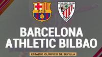 Piala Super Spanyol - Barcelona Vs Athletic Bilbao (Bola.com/Adreanus Titus)
