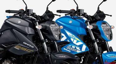 Suzuki resmi merilis GixxerSF 250
