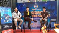 Technologue.id kembali menggelar acara GeekTalk yang membahas soal industri e-sports Tanah Air (sumber: istimewa)