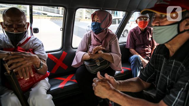 Psbb Jakarta Diperketat Pengusaha Angkutan Minta Kejelasan Aturan Operasional Bisnis Liputan6 Com
