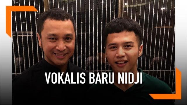 Giring Ganesha secara resmi memperkenalkan vokalis baru Nidji. Adalah Yusuf Ubay yangmerupakan kontestan Indonesian Idol 2014.