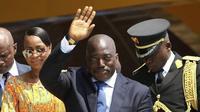 Presiden Republik Demokratik Kongo Joseph Kabila (AP)